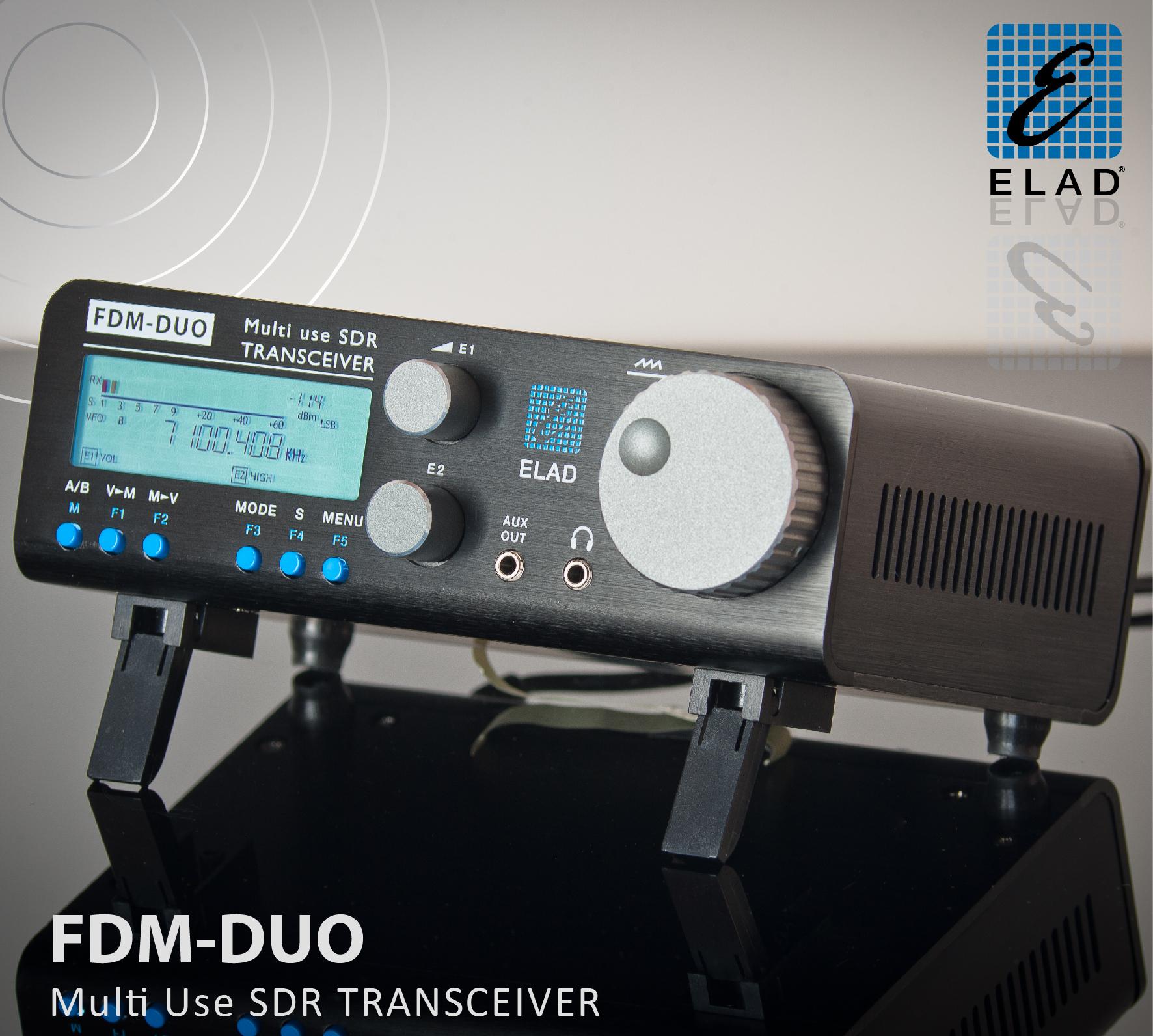 FDM-DUO BLACK