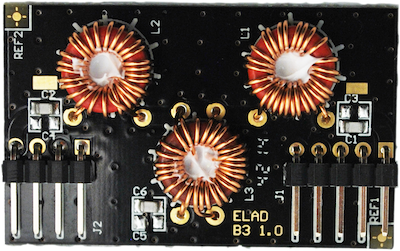 Band pass filter 80m (3 6MHz) FBP80-1