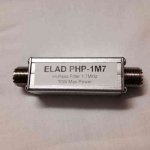 Power High-Pass 10W filter 1.7MHz PHP1M7-1